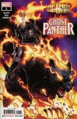 Infinity Warps: Ghost Panther # 1