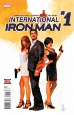 International Iron Man # 1