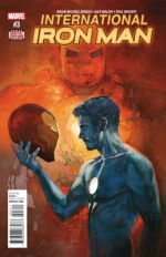 International Iron Man # 3
