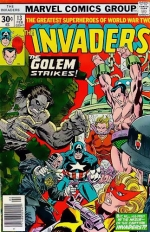 Invaders # 13