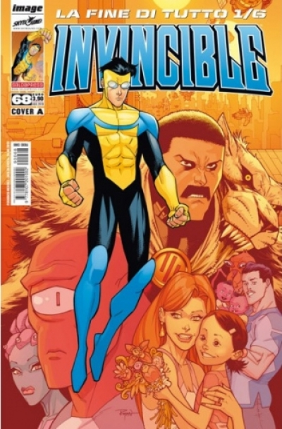 Invincible (Salda Press) # 68