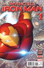 Invincible Iron Man vol 2 # 1