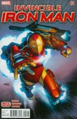Invincible Iron Man vol 2 # 2
