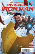 Invincible Iron Man vol 2 # 3
