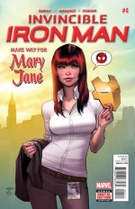 Invincible Iron Man vol 2 # 4