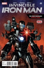 Invincible Iron Man vol 2 # 6