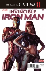 Invincible Iron Man vol 2 # 7