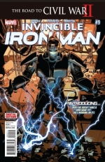 Invincible Iron Man vol 2 # 9