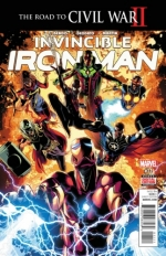 Invincible Iron Man vol 2 # 11