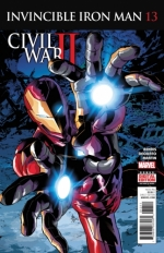 Invincible Iron Man vol 2 # 13