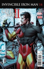 Invincible Iron Man vol 2 # 14