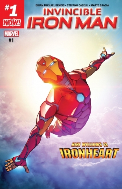 Invincible Iron Man vol 3 # 1