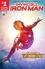 Invincible Iron Man vol 3 # 1