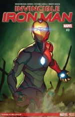 Invincible Iron Man vol 3 # 3