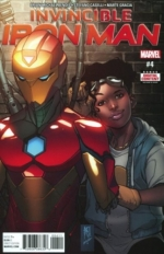 Invincible Iron Man vol 3 # 4