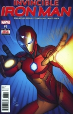 Invincible Iron Man vol 3 # 6
