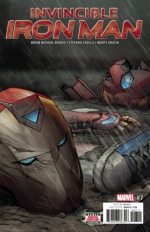 Invincible Iron Man vol 3 # 7