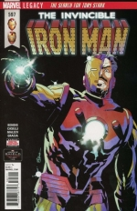 Invincible Iron Man vol 3 # 597