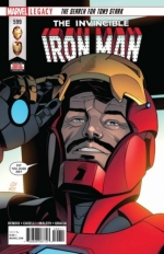 Invincible Iron Man vol 3 # 599