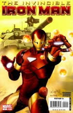 Invincible Iron Man vol 1 # 2