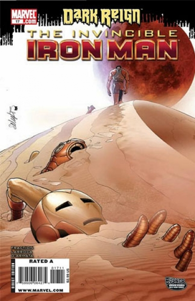 Invincible Iron Man vol 1 # 17