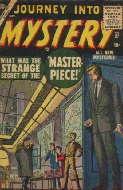 Journey Into Mystery # 27