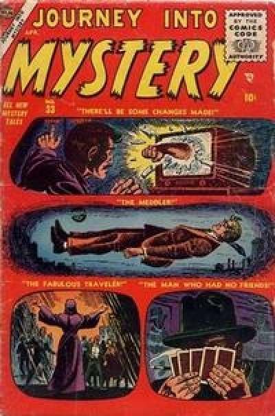 Journey Into Mystery # 33