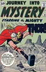 Journey Into Mystery # 86