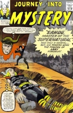 Journey Into Mystery # 91