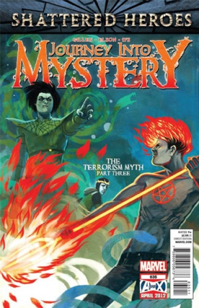 Journey Into Mystery # 635