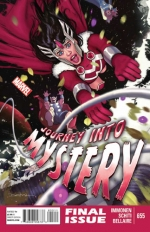 Journey Into Mystery # 655