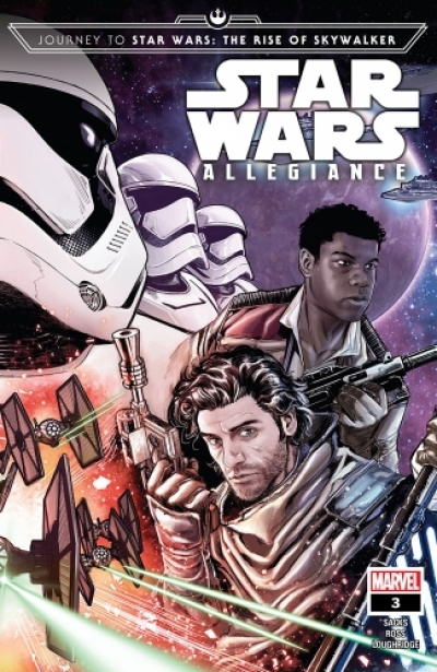 Journey to Star Wars: The Rise of Skywalker - Allegiance # 3