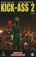 Kick-Ass vol 2 # 3