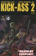 Kick-Ass vol 2 # 5