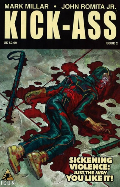 Kick-Ass vol 1 # 2