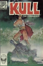 Kull The Conqueror vol 3 # 3