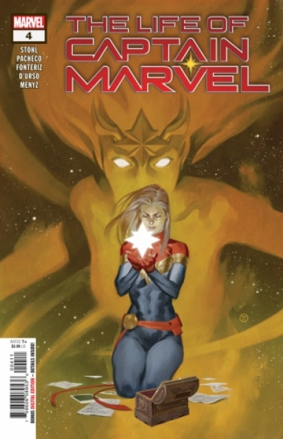 The Life of Captain Marvel # 4