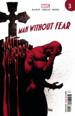 Man Without Fear # 3
