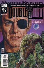 Marvel Knights Double Shot # 2