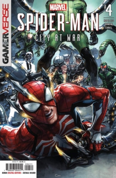 Marvel's Spider-Man: City at War # 4