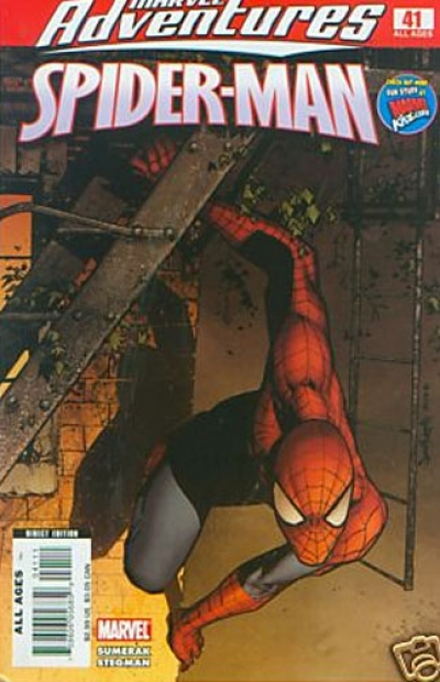 Marvel Adventures Spider-Man vol 1 # 41