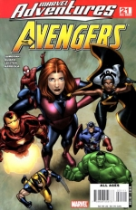 Marvel Adventures Avengers # 21