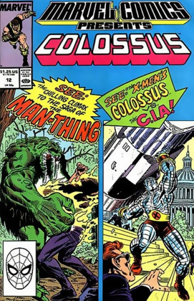 Marvel Comics Presents vol 1 # 12