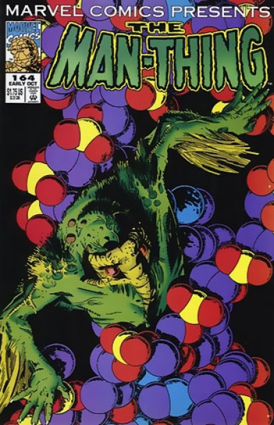 Marvel Comics Presents vol 1 # 164