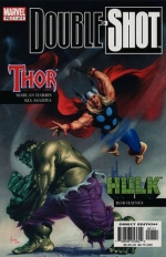 Marvel Double Shot # 1