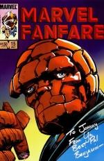 Marvel Fanfare vol 1 # 15