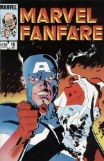 Marvel Fanfare vol 1 # 18