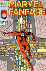 Marvel Fanfare vol 1 # 27