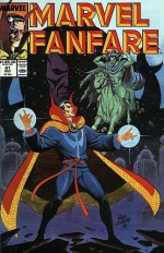 Marvel Fanfare vol 1 # 41