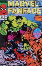 Marvel Fanfare vol 1 # 47